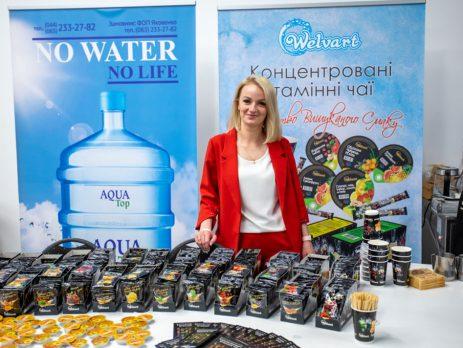 Асоціація шеф-кухарів України висловлює подяку Welvart за надану партнерську підтримку
